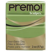 premo! Sculpey -- Spanish Olive -- 2 oz