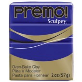 premo! Sculpey -- Purple -- 2 oz