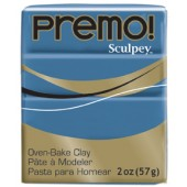 premo! Sculpey -- Denim -- 2 oz