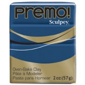 premo! Sculpey -- Navy Blue -- 2 oz