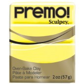 premo! Sculpey -- Sunshine -- 2 oz