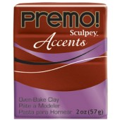 premo! Sculpey Accents -- Bronze  -- 2 oz