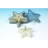 Five Point Star cutter set