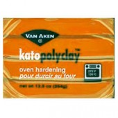 Kato Polyclay 12.5 oz Orange
