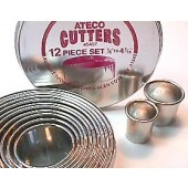 Ateco Circle Cutter Set