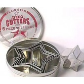 Ateco Star Cutter Set