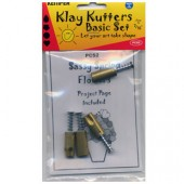 "Kemper PCS2 7/16"" Clay Cutter Set"