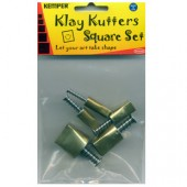 Kemper PCSSQ Square Cutter Set