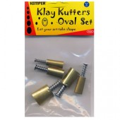 Kemper PCSO Oval Cutter Set